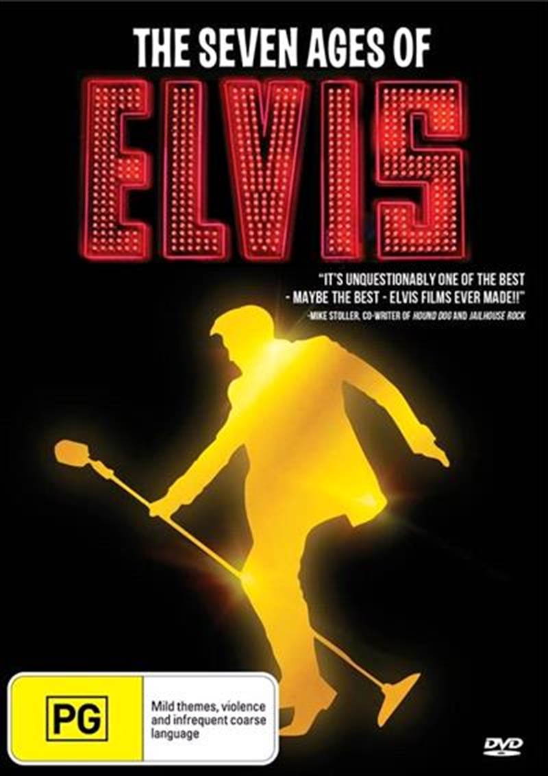 Seven Ages Of Elvis | DVD