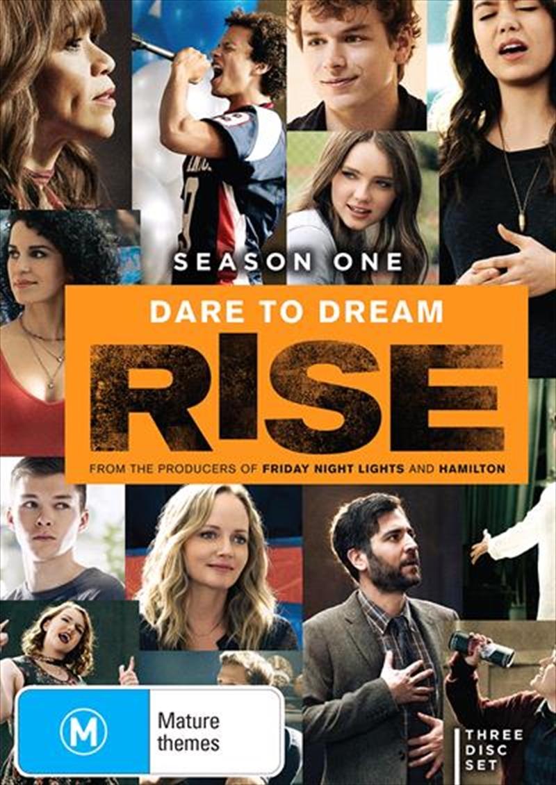Rise | DVD