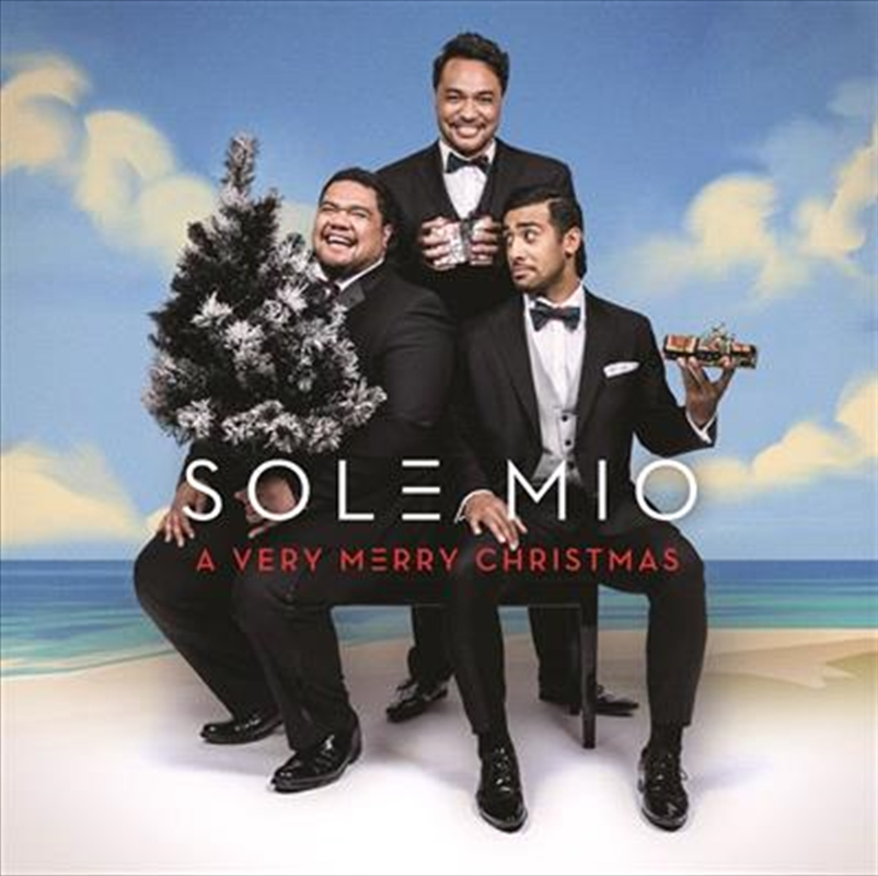 A Very M3rry Christmas   CD