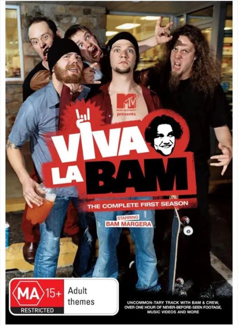 Viva La Bam - Season 01 | DVD
