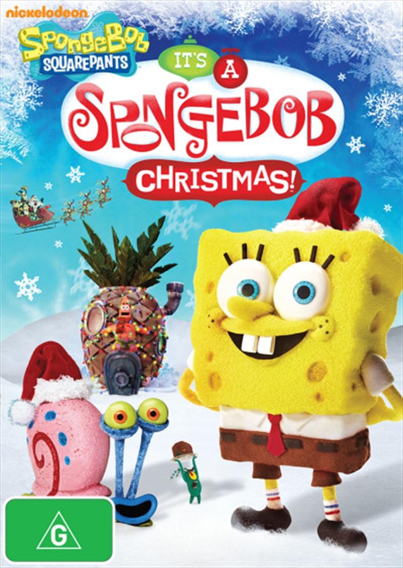 Spongebob Squarepants - It's A Spongebob Christmas | Blu-ray