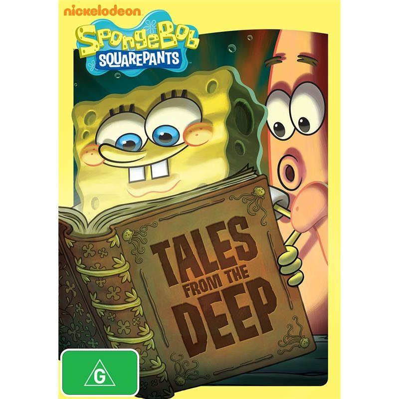 Spongebob Squarepants - Tales From The Deep | DVD