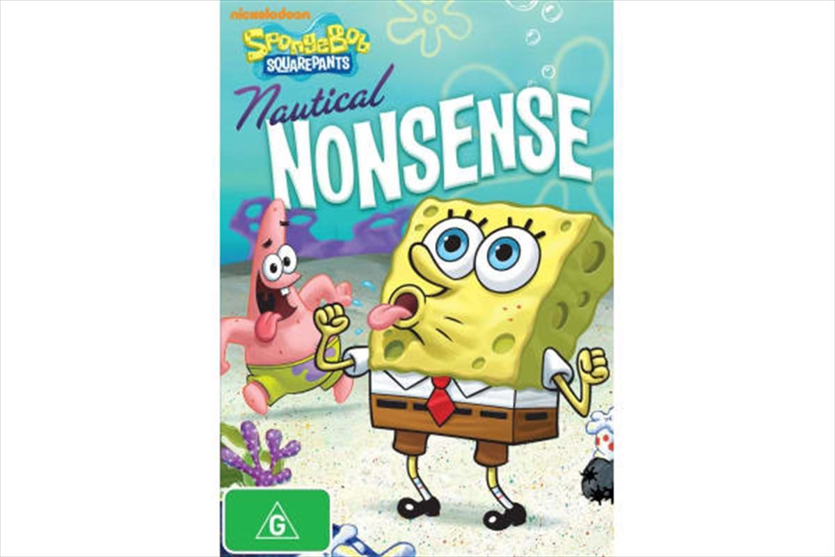 Spongebob Squarepants - Spongebuddies / Nautical Nonsense | DVD