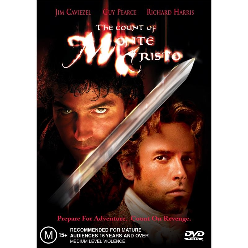 Count Of Monte Cristo, The | DVD
