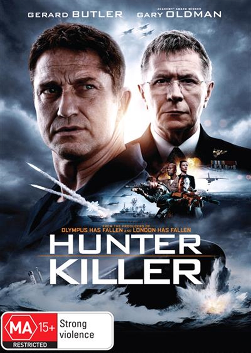 Hunter Killer | DVD