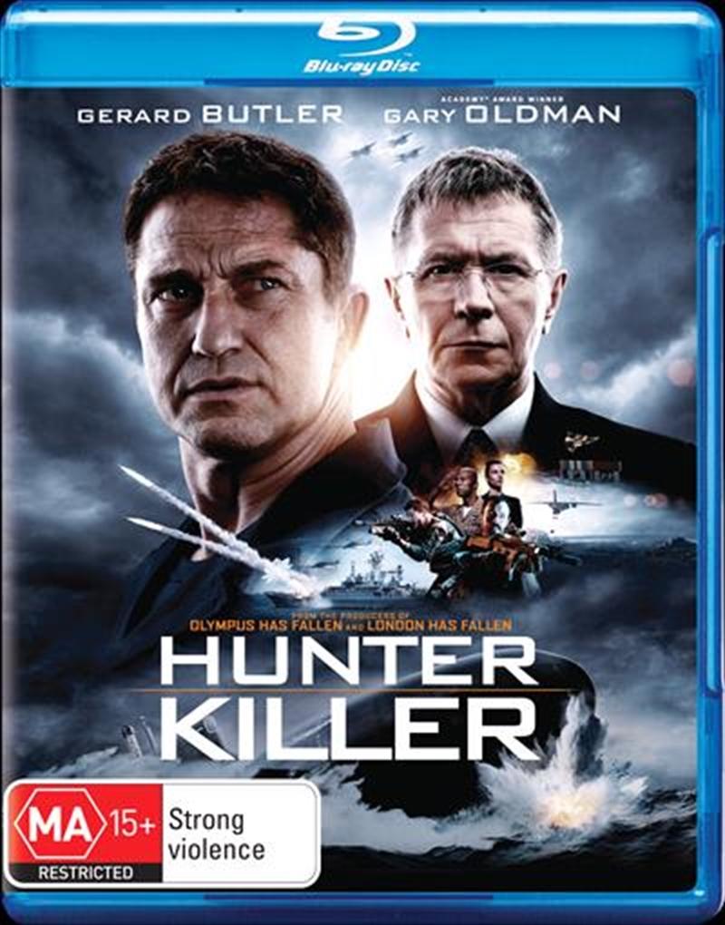 Hunter Killer | Blu-ray