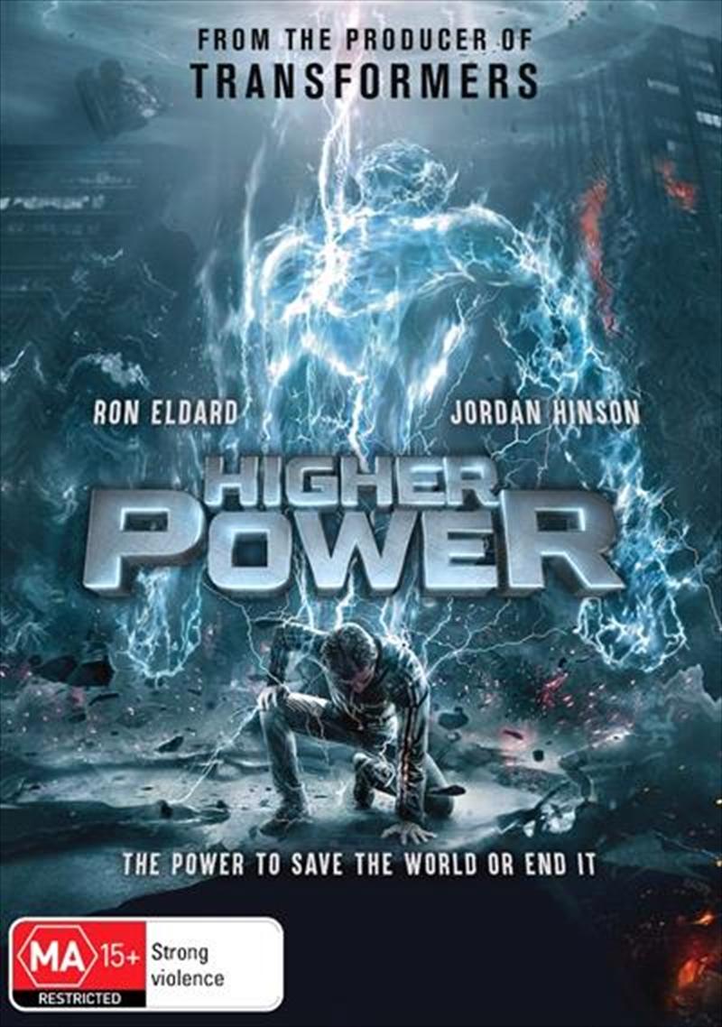 Higher Power | DVD
