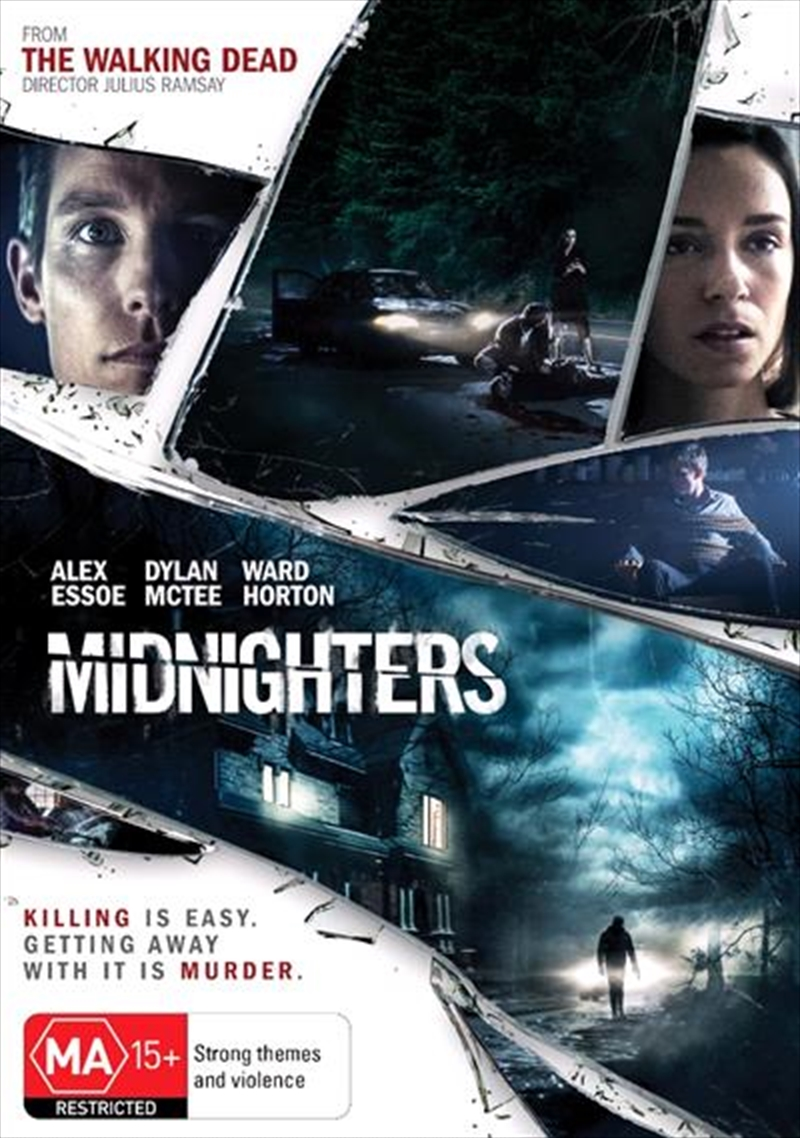 Midnighters | DVD