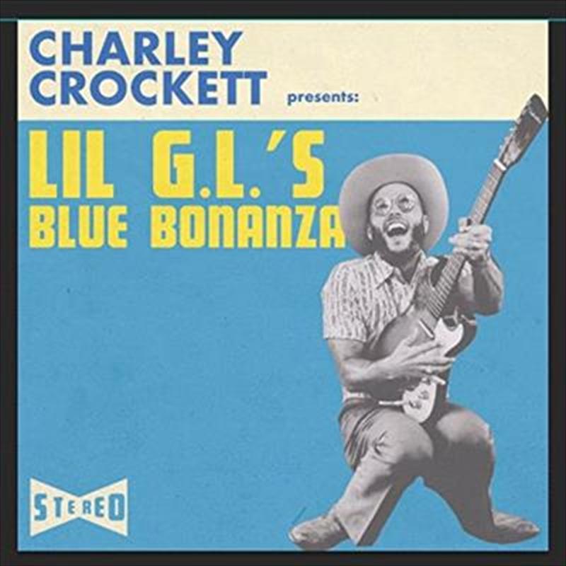 Lil Gl's Blue Bonanza   CD