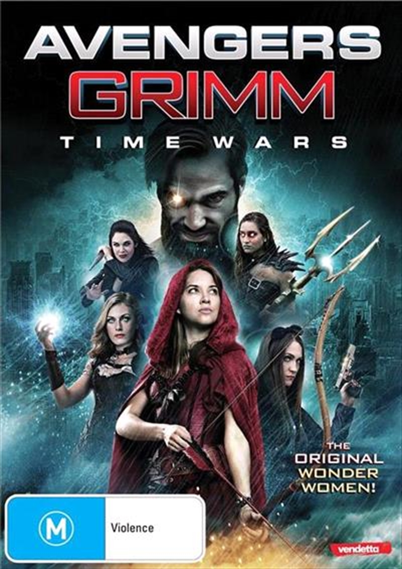 Avengers Grimm - Time Wars | DVD