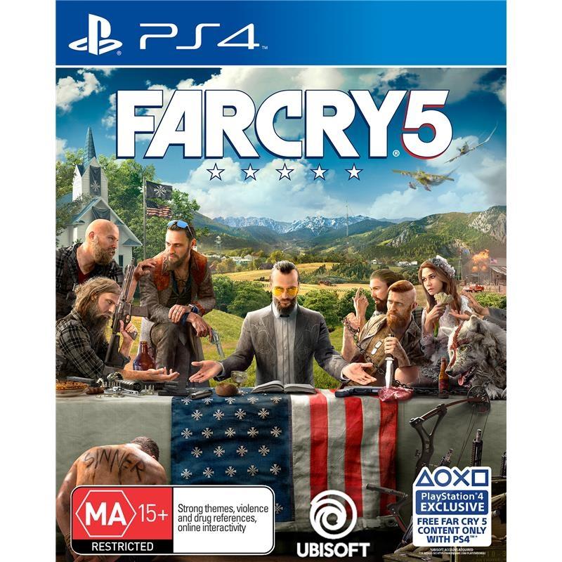 Far Cry 5 | PlayStation 4