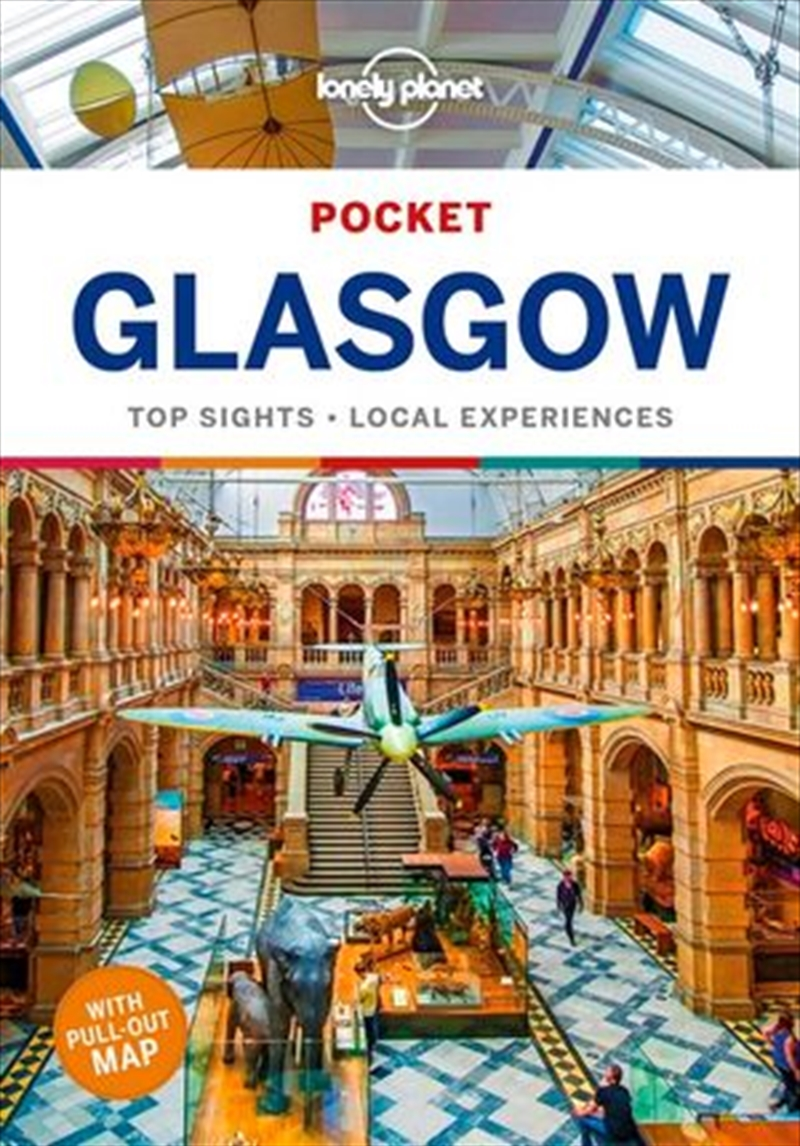 Lonely Planet Pocket Glasgow | Paperback Book