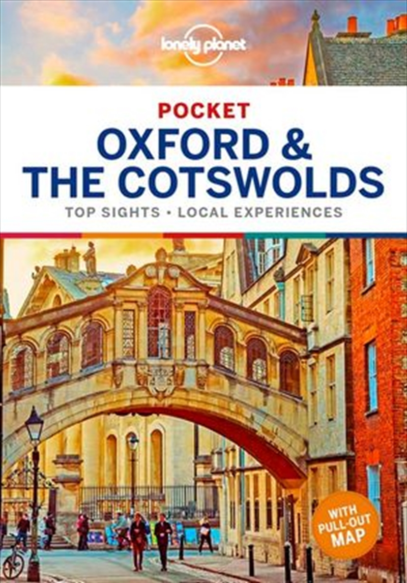 Lonely Planet Pocket Oxford & the Cotswolds | Paperback Book