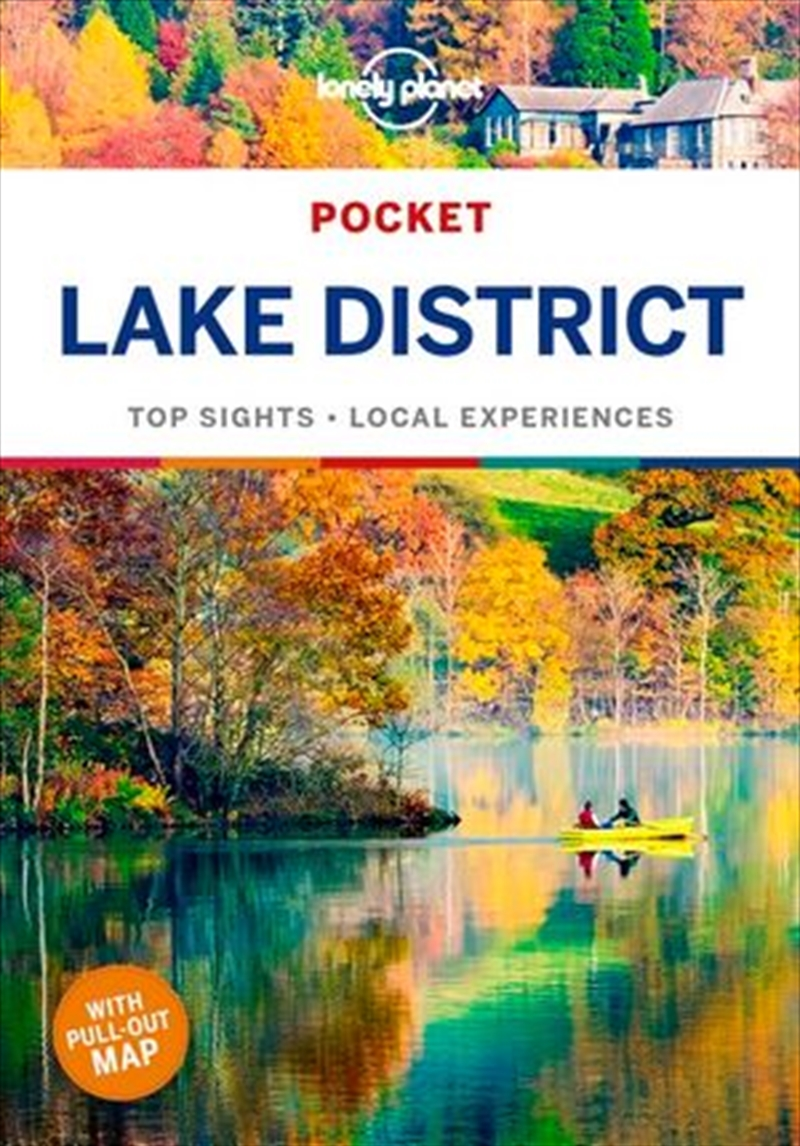 Lonely Planet Pocket Lake District | Paperback Book