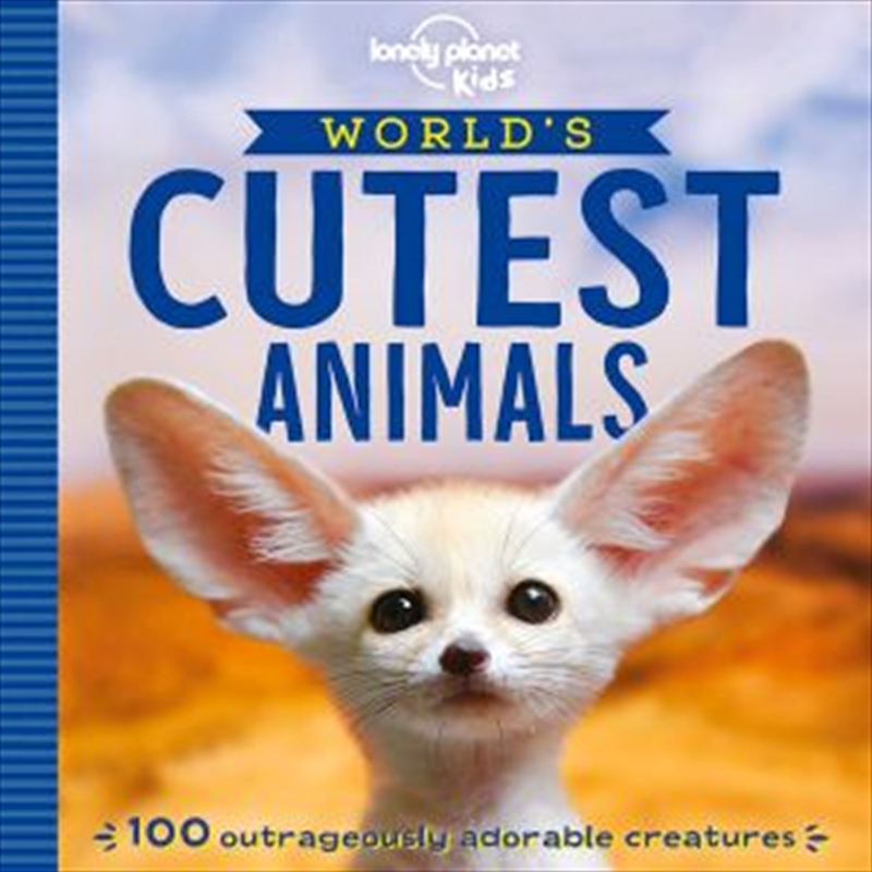 World's Cutest Animals | Paperback Book