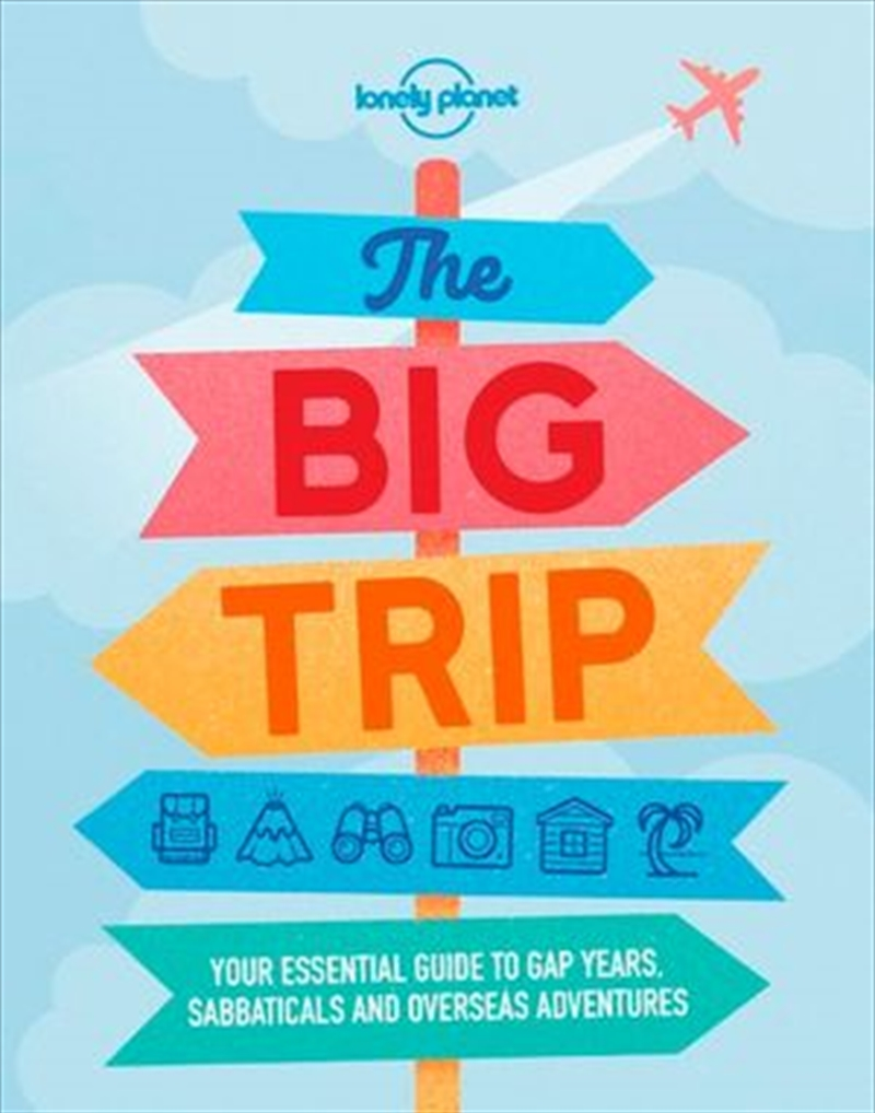 Lonely Planet - The Big Trip | Paperback Book