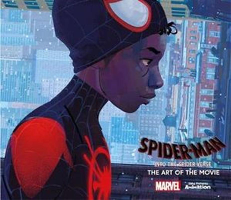 Spider-Man: Into the Spider-Verse | Hardback Book