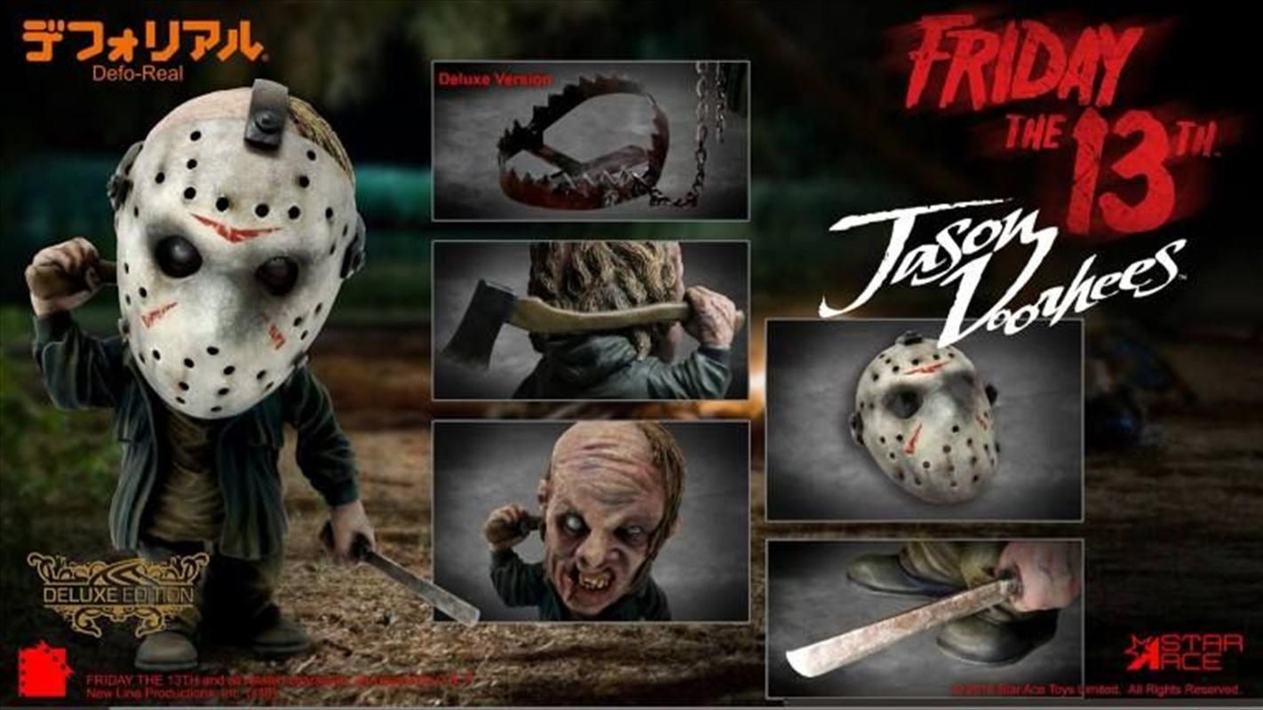 Friday the 13th - Jason 2009 Soft Vinyl Figure | Merchandise