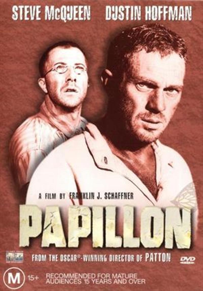 Papillon | DVD