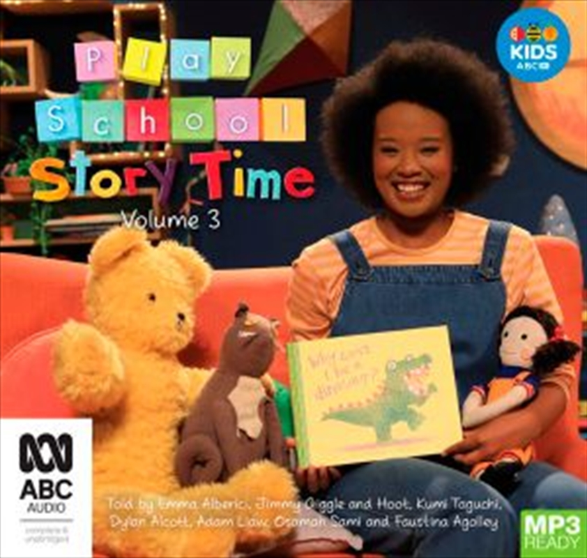 Play School Story Time: Volume 3 | Audio Book