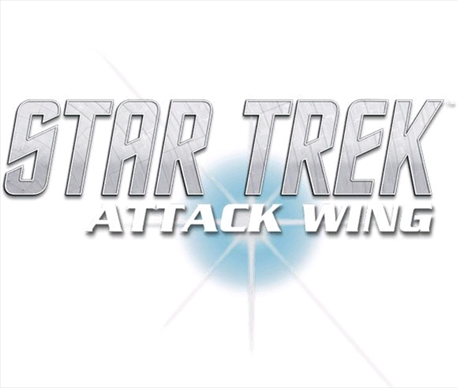 Star Trek - Attack Wing The Animated Series Faction Pack | Merchandise