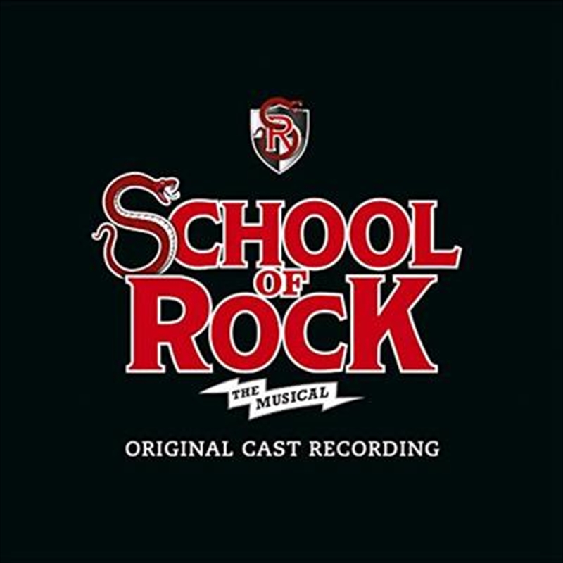 School Of Rock - The Musical | CD
