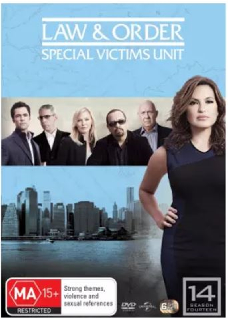Law And Order: Special Victims Unit - Season 14 | DVD