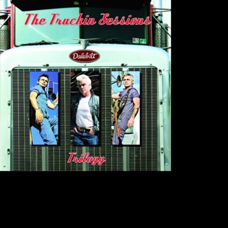 Truckin Sessions   CD