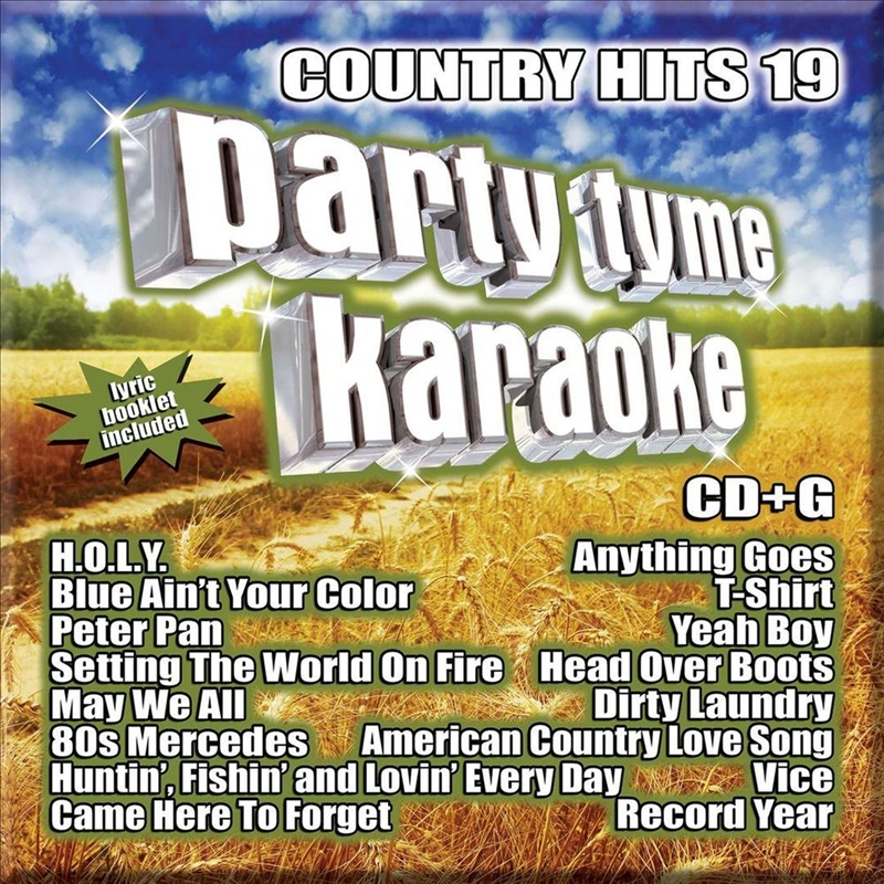 Country Hits 19 | CD