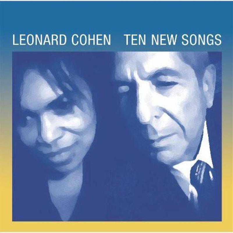 Ten New Songs | CD