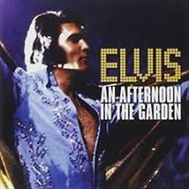 Afternoon In The Garden | CD