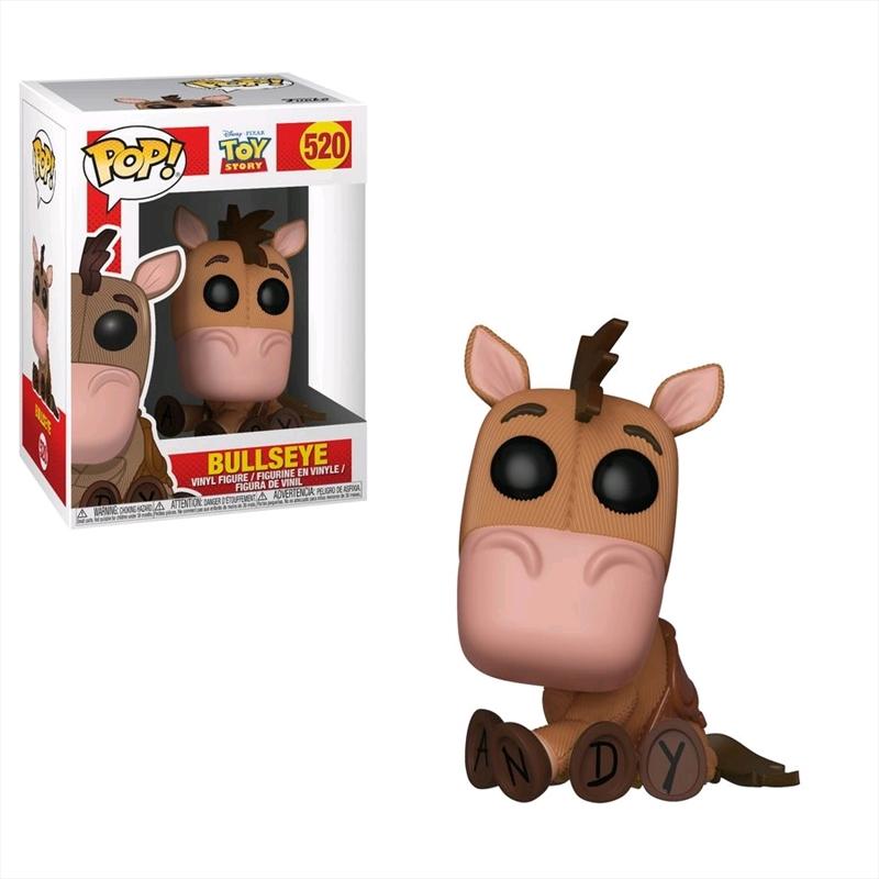 Toy Story - Bullseye Pop! Vinyl | Pop Vinyl