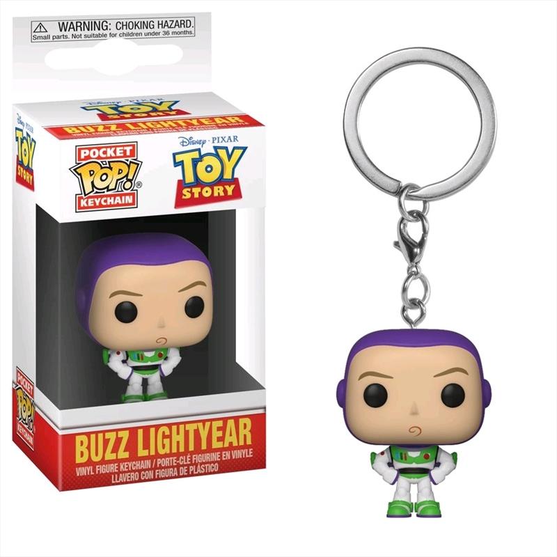 Toy Story - Buzz Pocket Pop! Keychain | Pop Vinyl