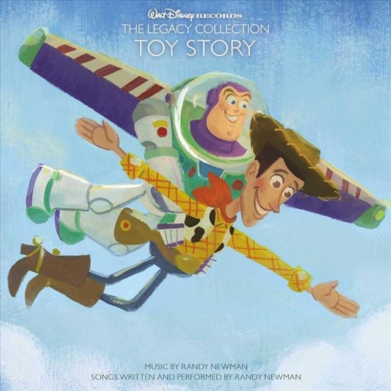 Walt Disney Records - Toy Story   CD
