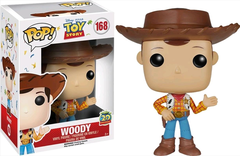 Toy Story - Woody Pop! Vinyl | Pop Vinyl
