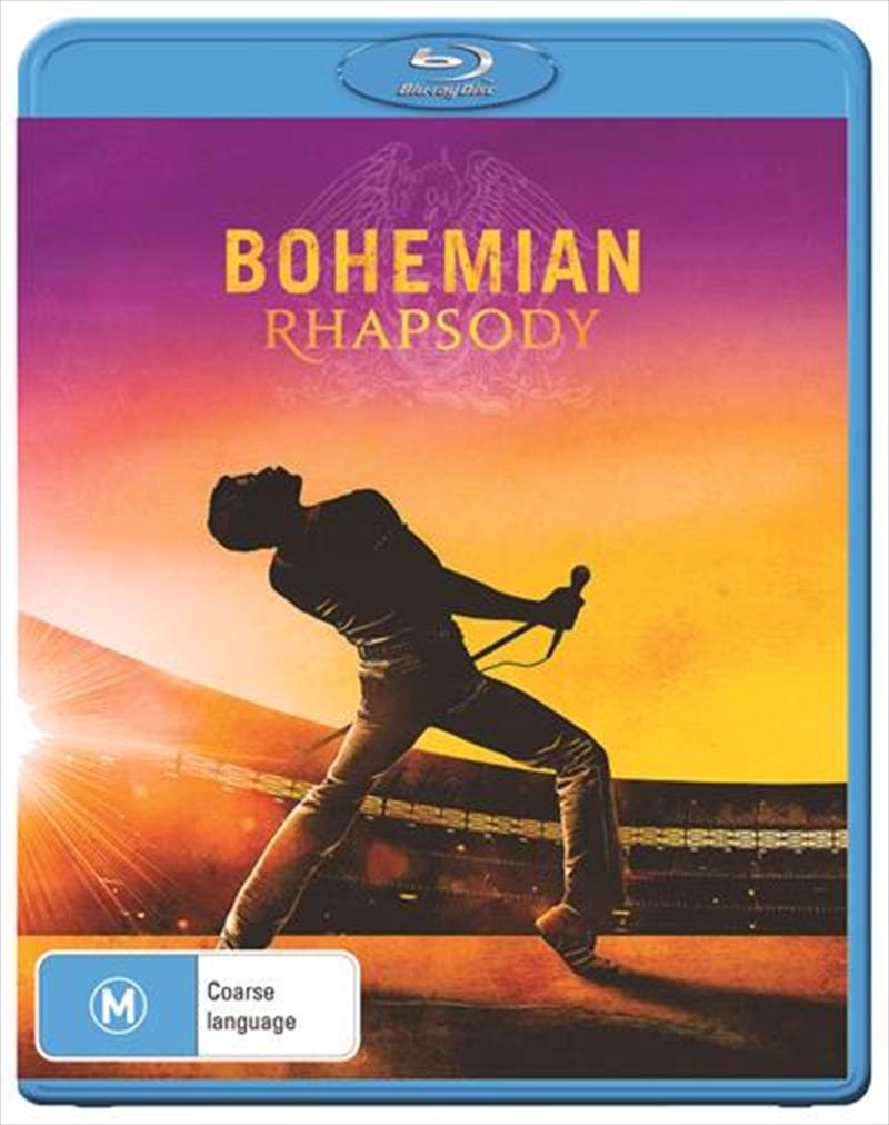 Bohemian Rhapsody | Blu-ray