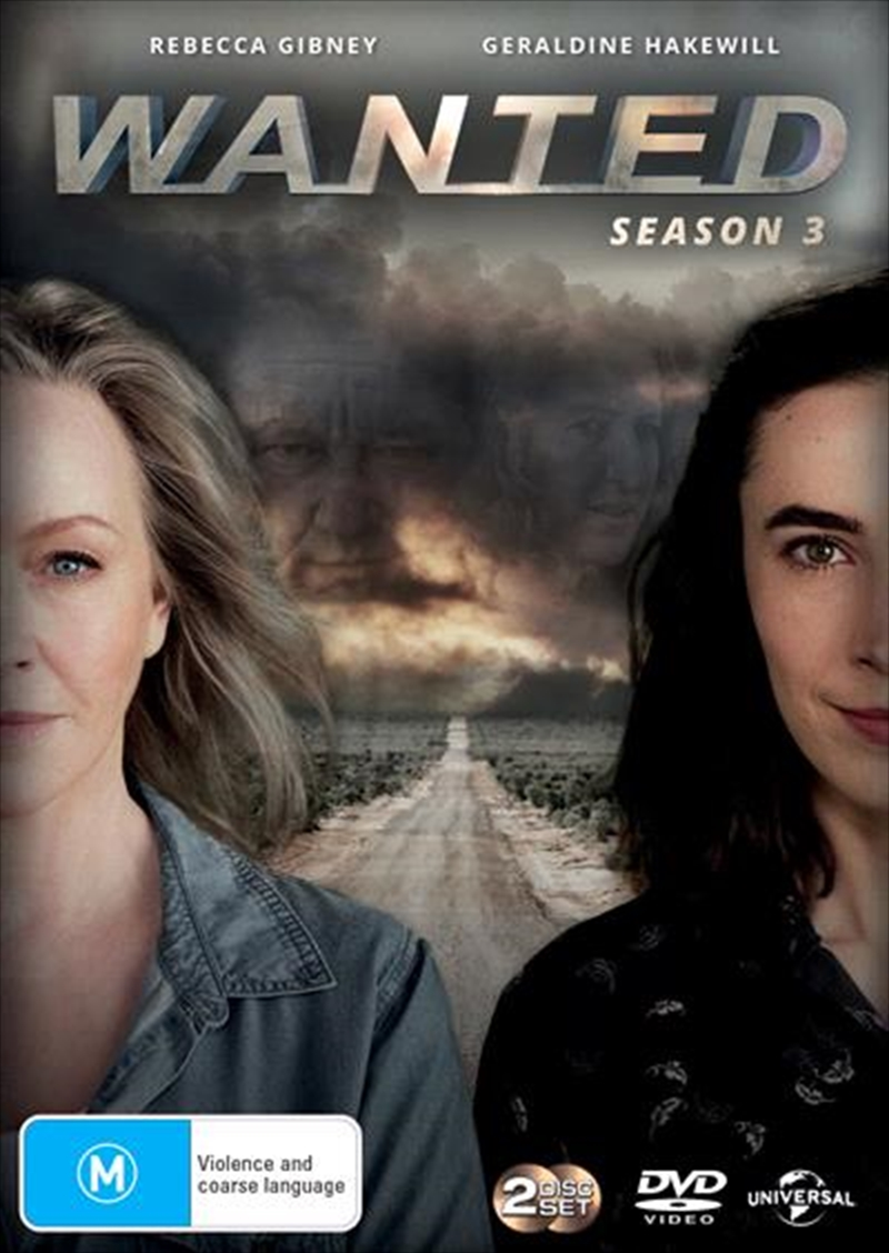 Wanted - Season 3 | DVD