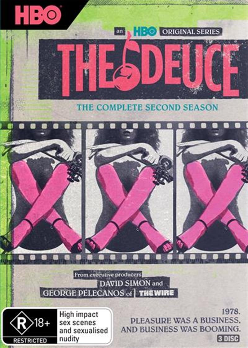 Deuce - Season 2, The | DVD