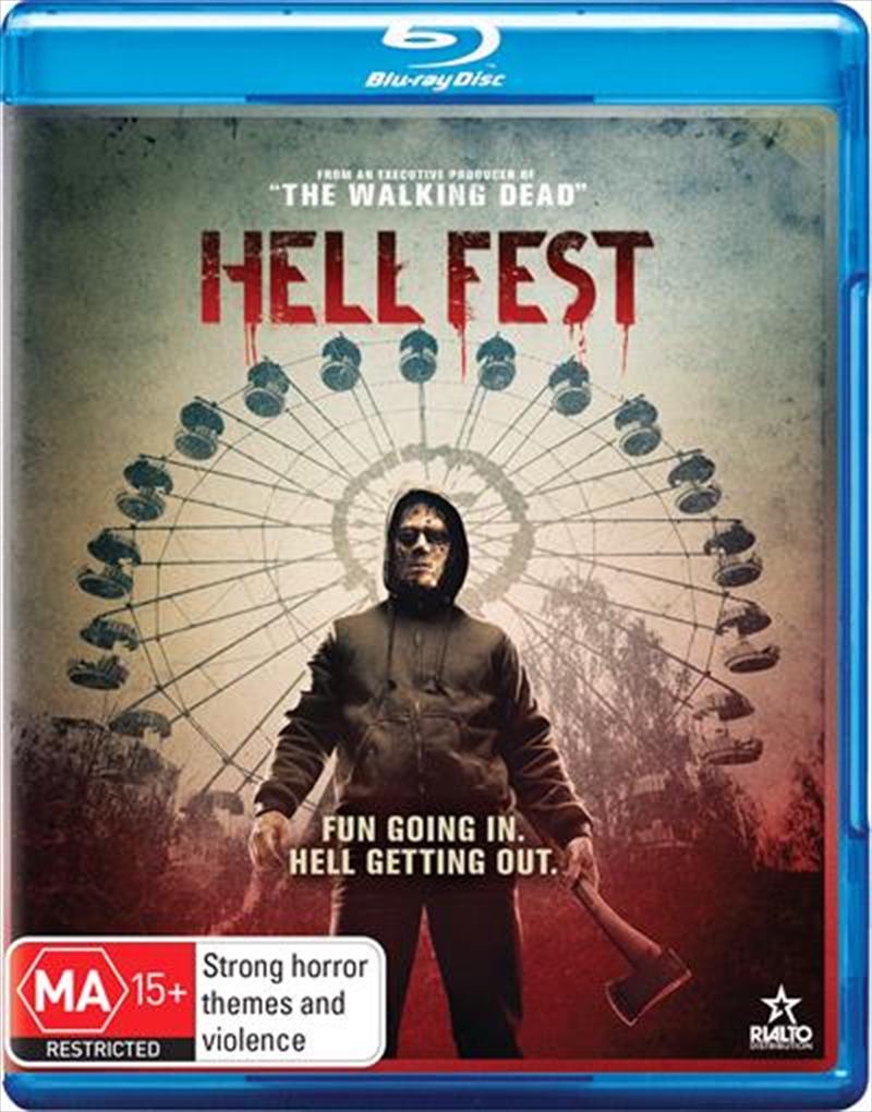 Hell Fest | Blu-ray