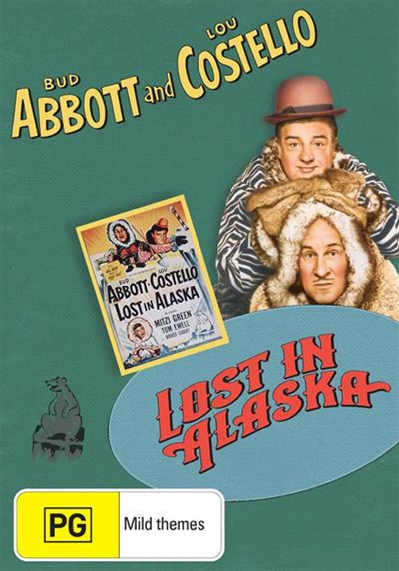 Lost In Alaska | DVD