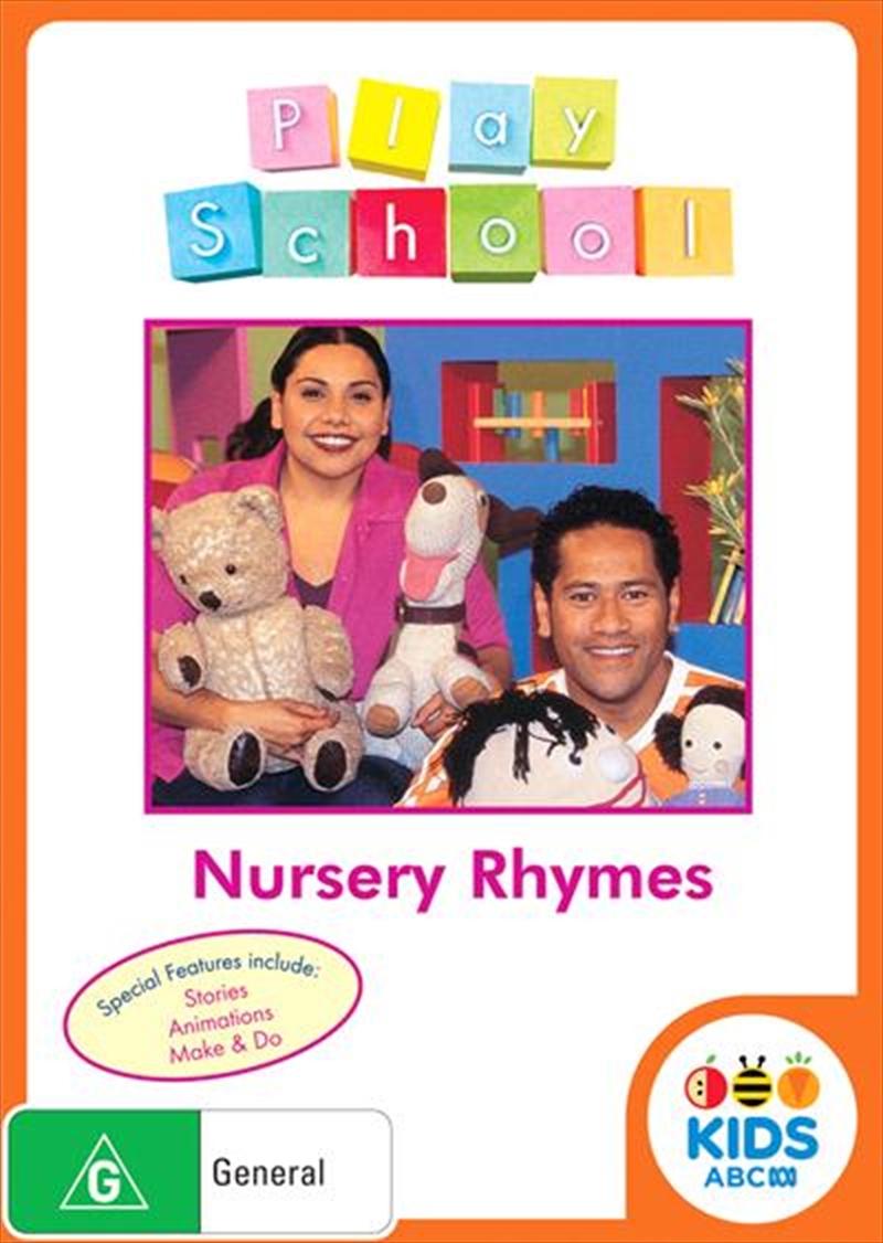 Play School - Nursery Rhymes | DVD