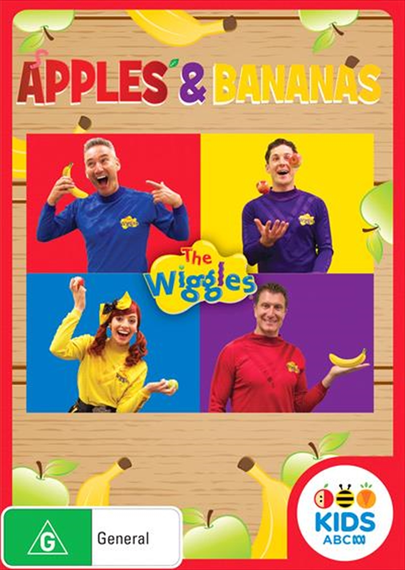 Wiggles - Apples And Bananas, The | DVD