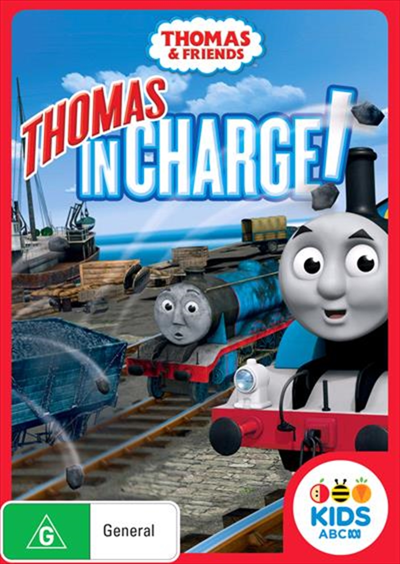 Thomas and Friends - Thomas In Charge | DVD