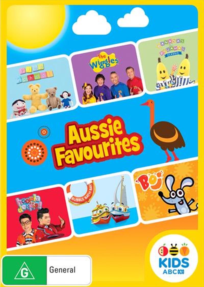 ABC Kids - Aussie Favourites | DVD