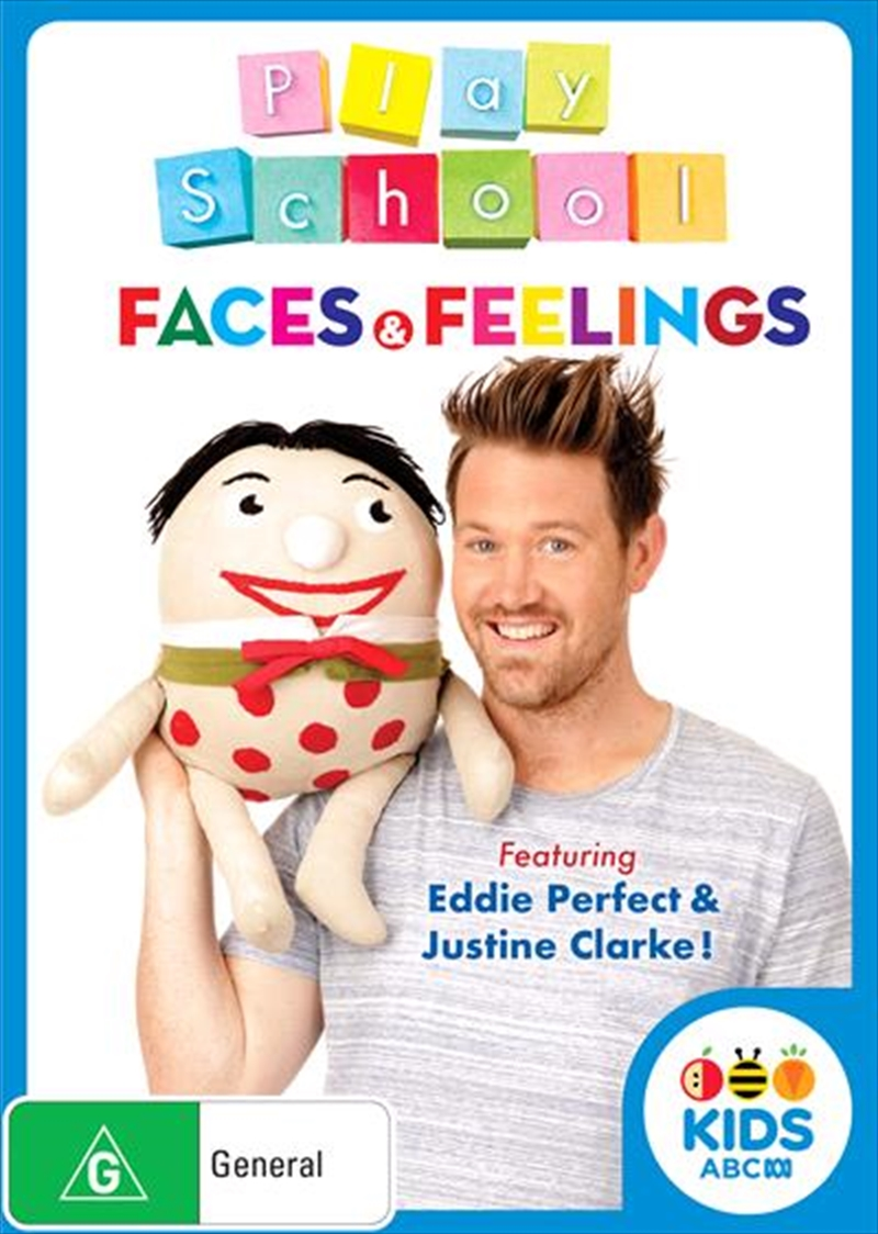 Play School - Faces And Feelings | DVD