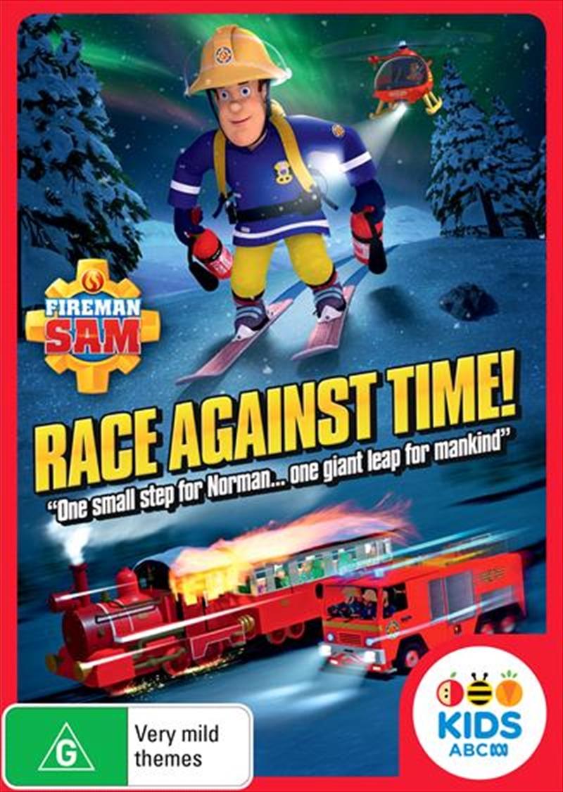 Fireman Sam - Race Against Time | DVD