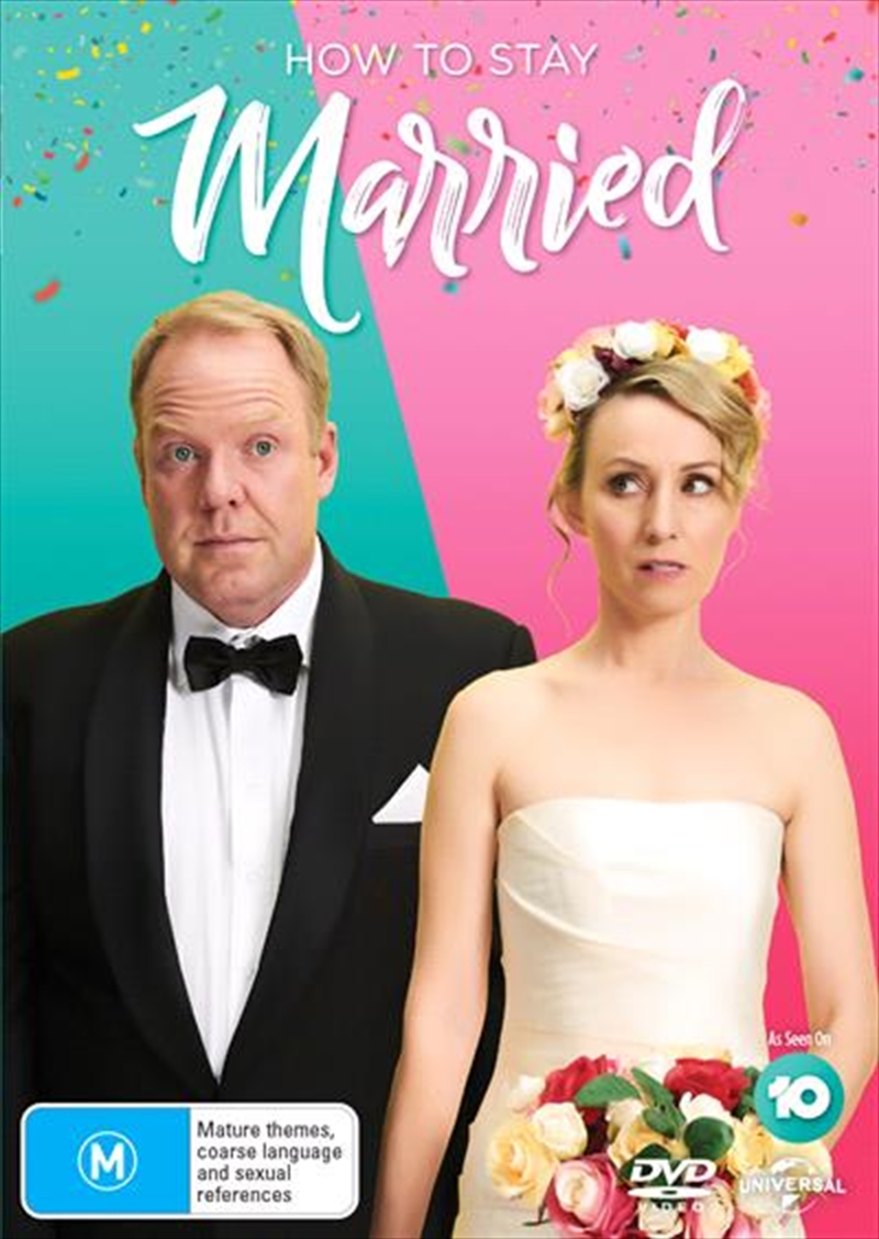 How To Stay Married - Season 1 | DVD