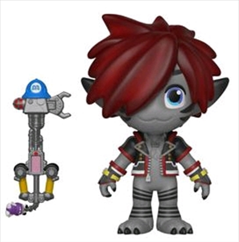 Kingdom Hearts 3 - Sora (Monsters Inc.) US Exclusive 5-Star Vinyl Figure [RS] | Merchandise