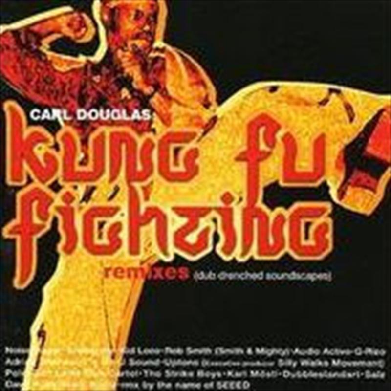 Kung Fu Fighting Remixes | CD