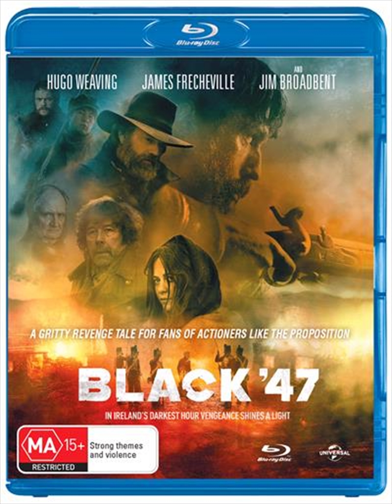 Black '47 | Blu-ray